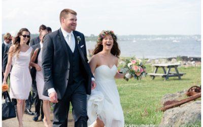 New Hampshire Seacoast Science Center Wedding :: Jack + Emilie