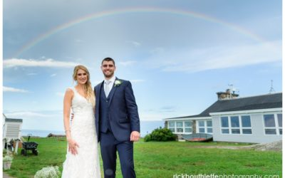 An Outdoor Seacoast Science Center Wedding :: Jeff & Lauren