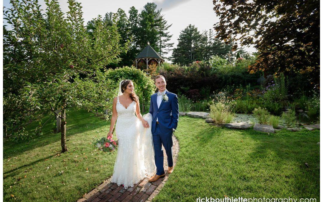 A Charming Zorvino Vineyards Wedding :: Alessandra & Jon