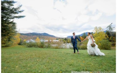 A Stunning Waterville Valley Resort Wedding :: Mike & Stephanie