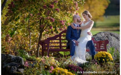 A Stunning Fall Pat's Peak Wedding :: Connor & Sarah