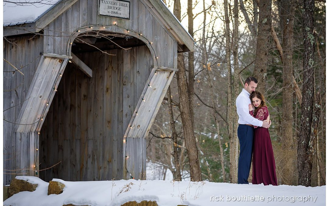 A Snow-Capped Winter Engagement Session :: Jay & Nicole