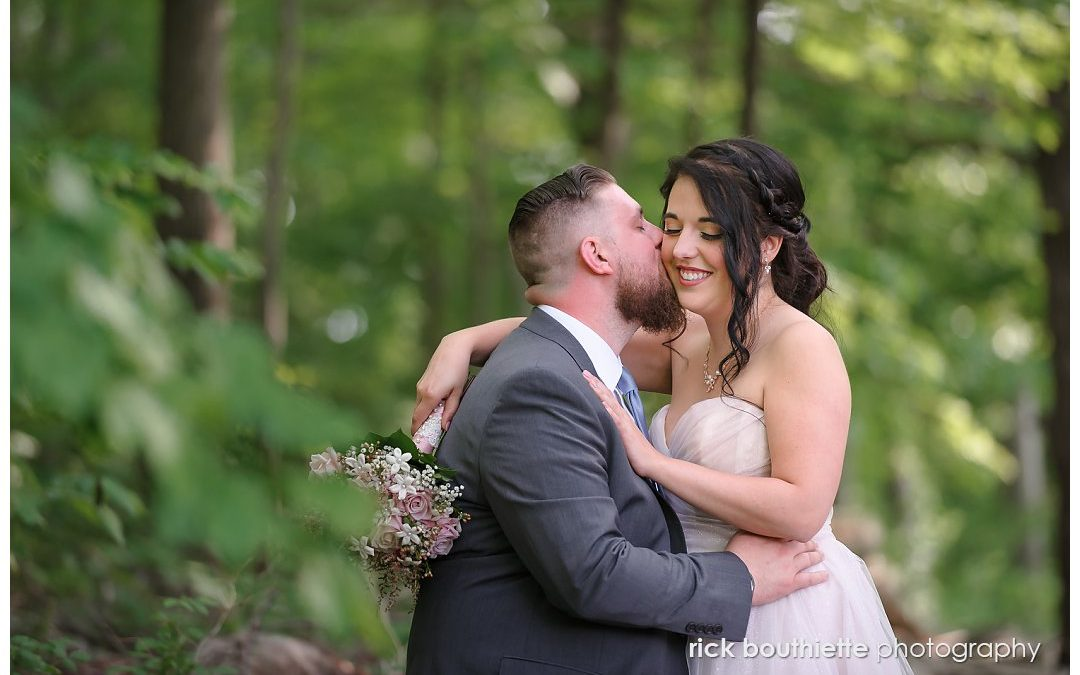 A Stunning Wedgewood Granite Rose Wedding :: Kyle & Jillian