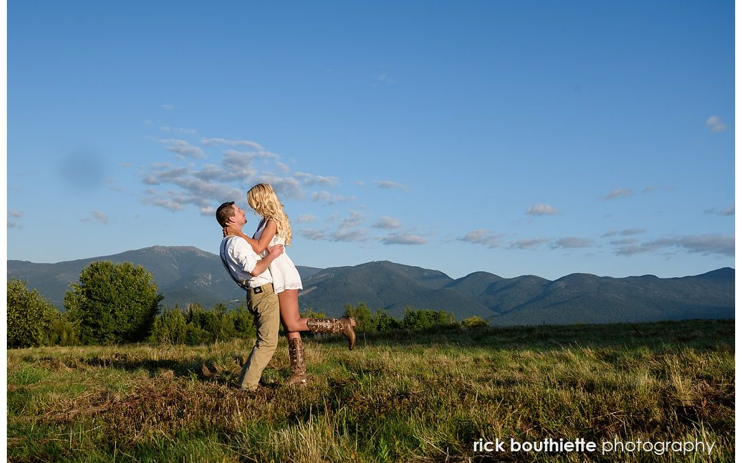 A Stunning White Mountains Elopement :: Billy & Jeanette