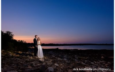 A Gorgeous Seacoast Wedding :: Emalyn & Joe