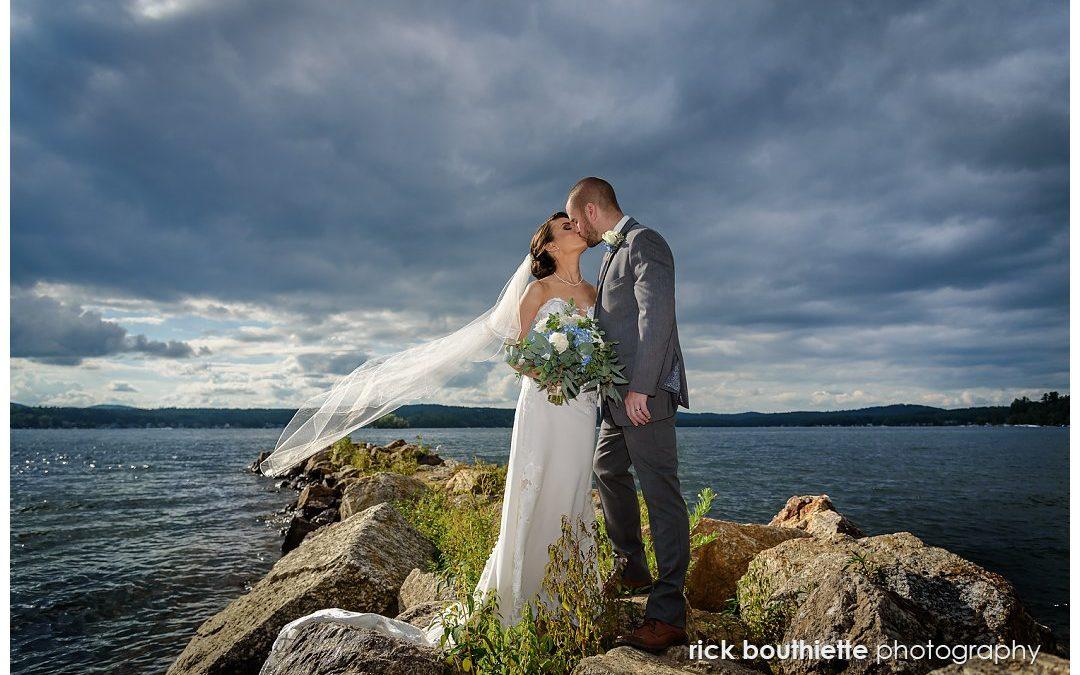 Lakes Region Margate Resort Wedding :: Kaitlyn & Dan