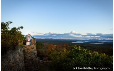 Castle in the Clouds Fall Wedding:: Tricia & Matthew