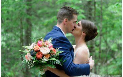 Breathtaking White Mountains Waterville Valley Wedding :: Kasey & Kevin